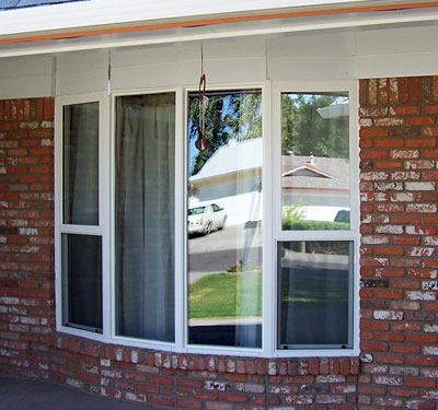 Window replacement before and after glass rite glass for House window replacement
