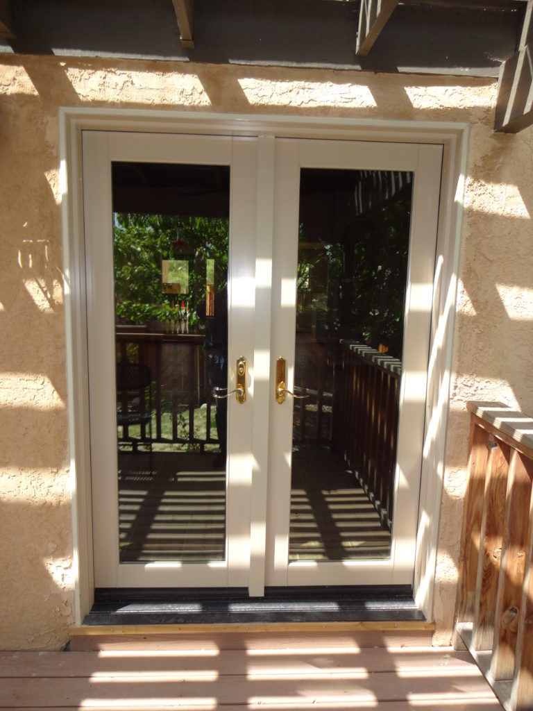 French Patio Doors Glass Rite