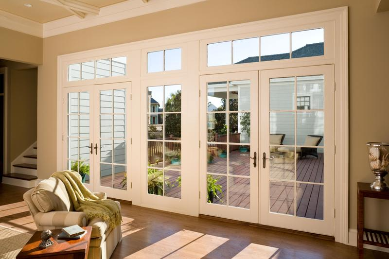 French patio doors glass rite for Sliding glass doors that look like french doors