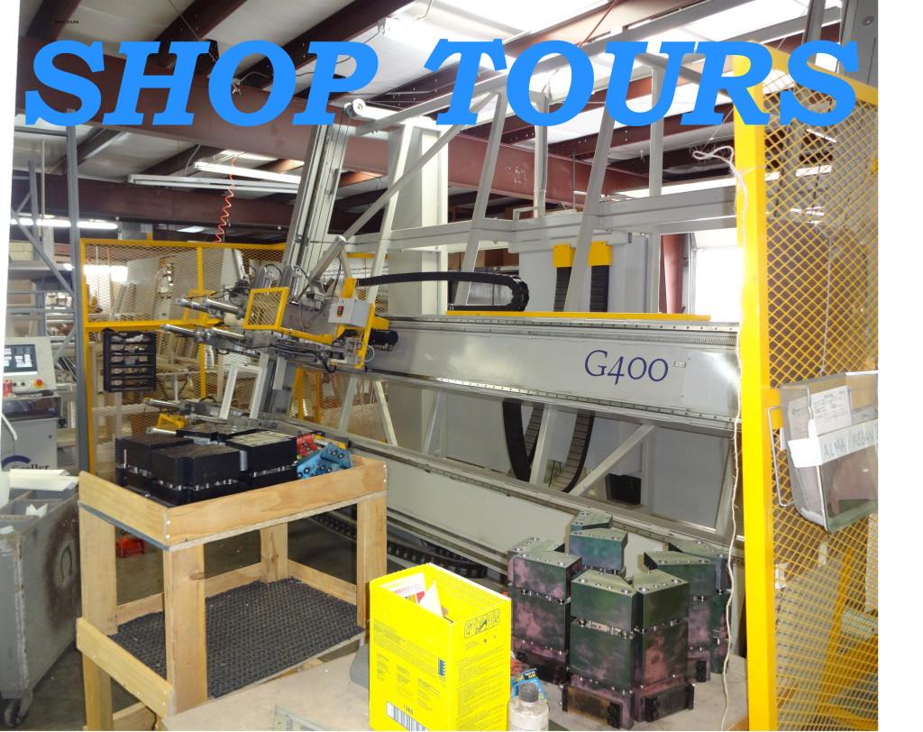 SHOP TOURS
