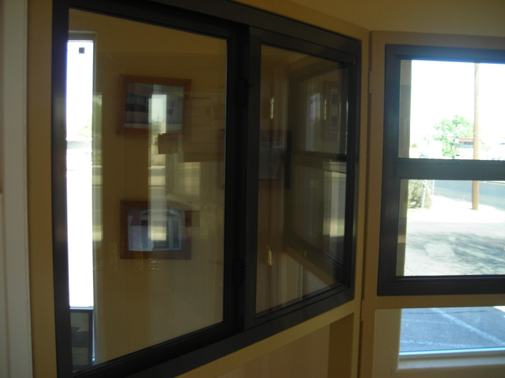 Thermally Broken Horizontal Sliding Windows Glass Rite